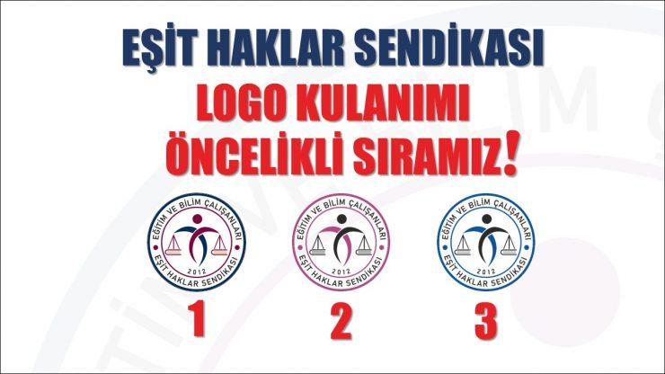 Eşit Haklar Sendikası Logo Kullanımı Öncelikli Sıramız