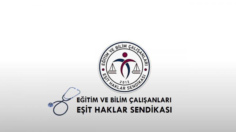 Aydın İl Başkanımız Kamber Erdoğan'ın Covid-19 nedeniyle geçirmiş olduğu rahatsızlık hakkında
